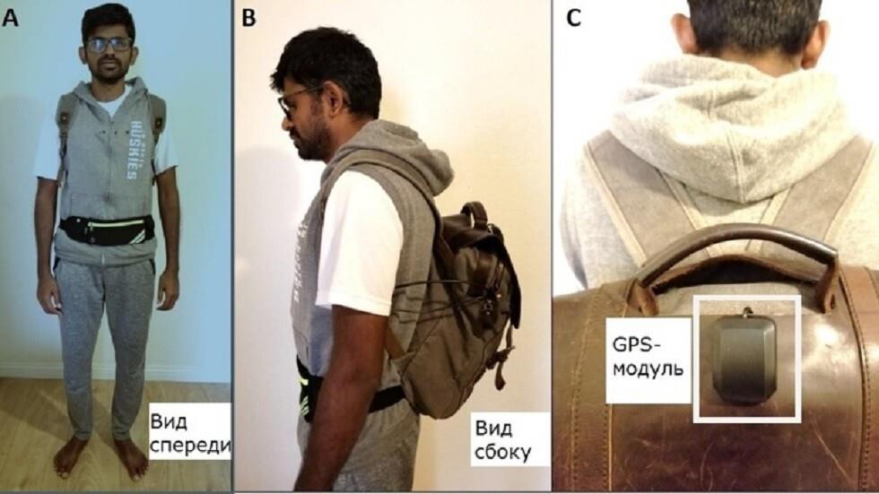 حقيبة ظهر مزوّدة بذكاء اصطناعي لفاقدي وضعيفي البصر
