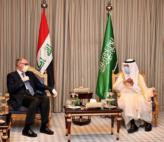 نائب رئيس الوزراء العراقي