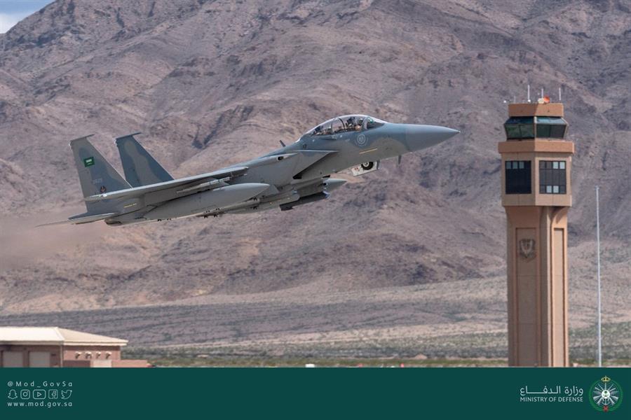 القوات الجوية السعودية