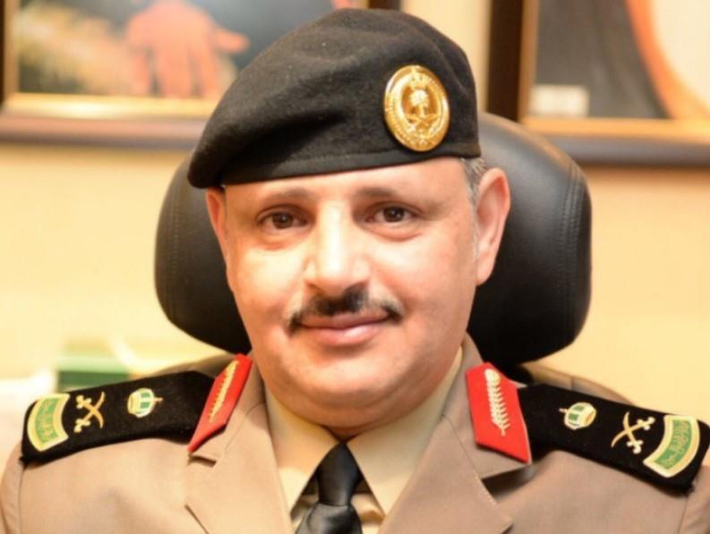المدير العام للسجون الراحل اللواء محمد الأسمري