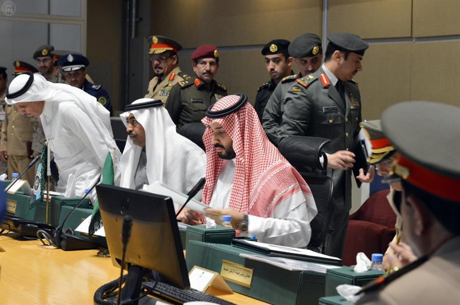 سمو وزير الدفاع الأمير محمد بن سلمان