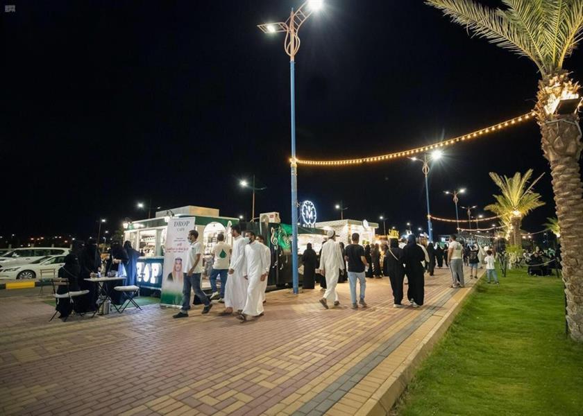 20 أسرة منتجة تتنافس على جائزة أفضل وجبة شعبية في مهرجان تذوق بالجوف