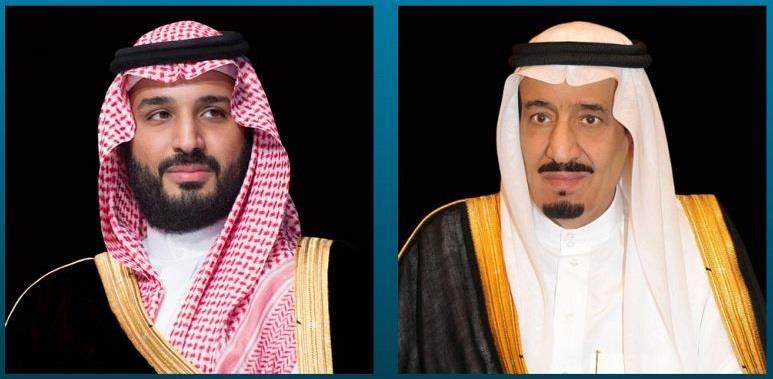 الملك سلمان بن عبدالعزيز - الامير محمد بن سلمان
