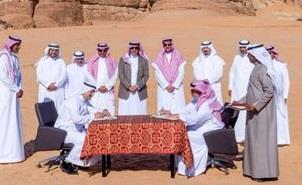 بالصور.. السياحة تبني فندقاً صحراوياً يضم 100 غرفة في محافظة العلا