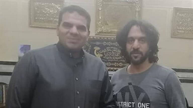 إيقاف إمام مسجد وتحويله للتحقيق بسبب منشور عن نجم مصري
