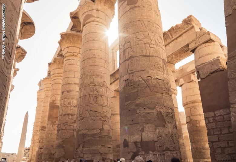 الاثار الفرعونية في مصر