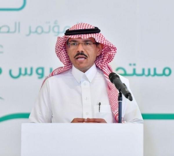 متحدث وزارة الصحة الدكتور محمد العبدالعالي