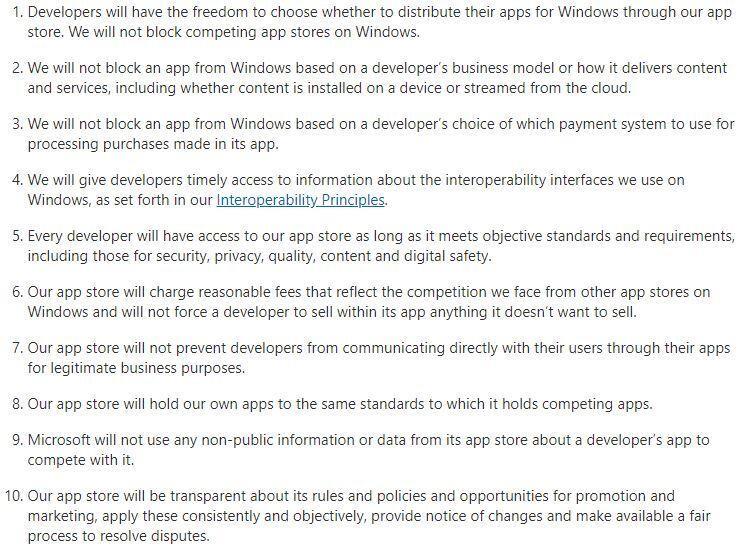 مايكروسوفت تعلن خطوات لتطوير متجر التطبيقات في أنظمة ويندوز