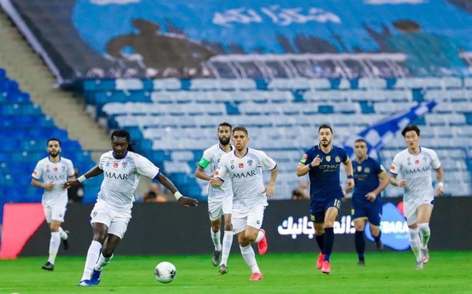 مباراة ديربي الرياض