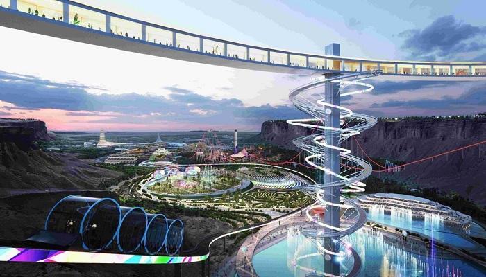 """رئيس """"القدية"""": مشروع """"6 فلاجز"""" سيكون جاهزًا قبل نهاية 2023"""
