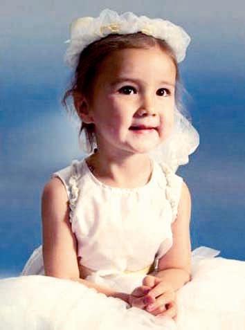 صورة الطفلة