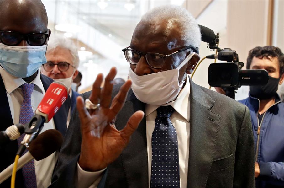 السنغالي لامين دياك
