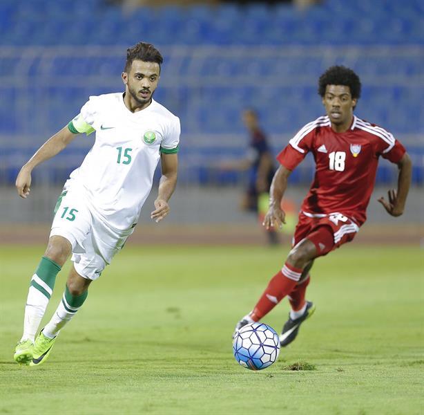 الأخضر الأولمبي يواجه الأبيض الإماراتي وديا للمرة الثانية