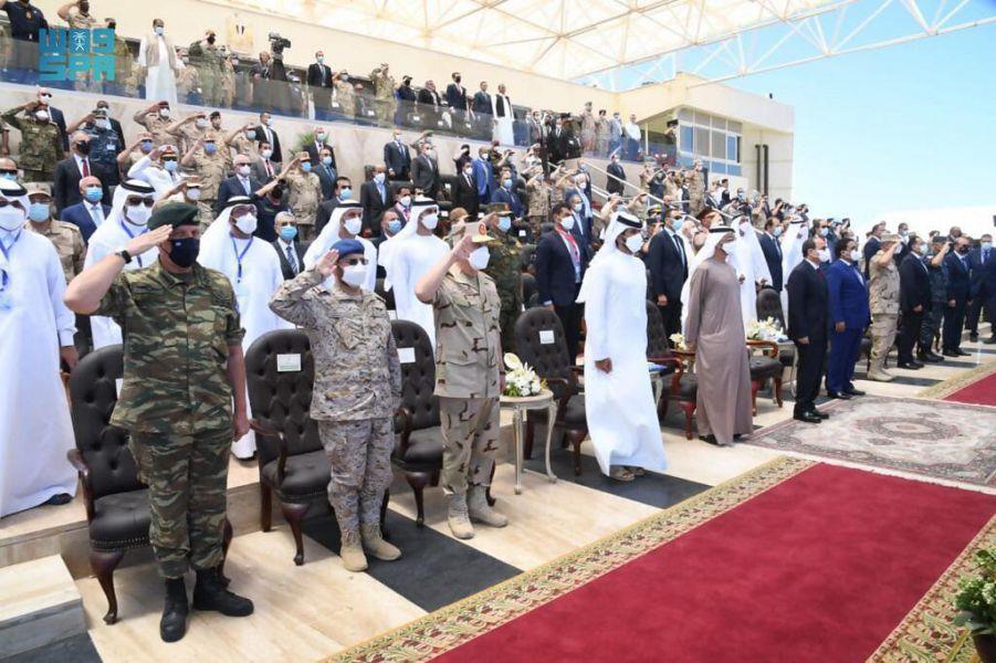 رئيس الأركان العامة يحضر افتتاح القاعدة البحرية في 3 يوليو بجمهورية مصر العربية