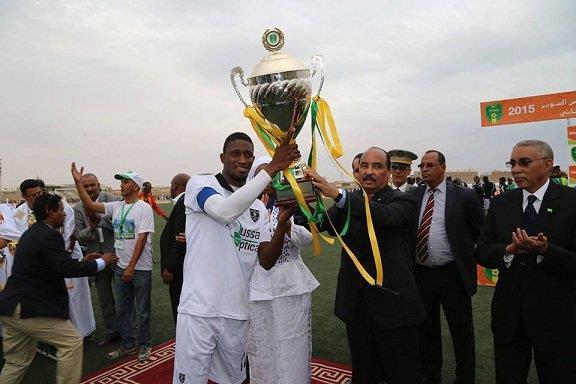 بأوامر الرئيس.. مباراة السوبر الموريتاني 65 دقيقة فقط!