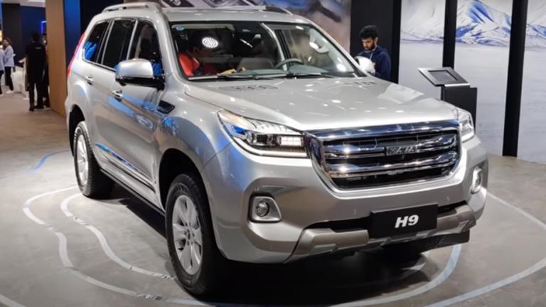 """شاهد.. الكشف عن سيارة صينية جديدة منافسة لـ""""لاندكروزر"""""""