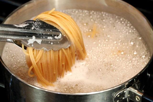 الطهي