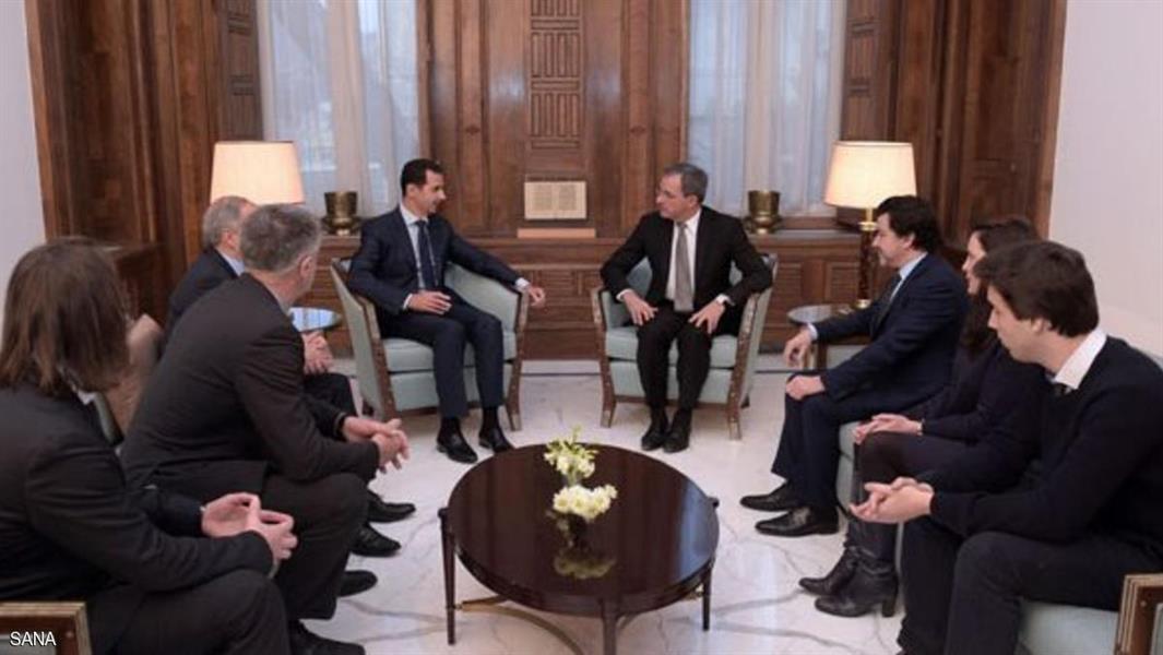 الأسد مستعد للتفاوض مع 91 فصيلا معارضا