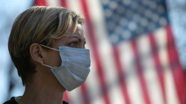 الولايات المتحدة تسجل 20953 حالة إصابة بفيروس كورونا