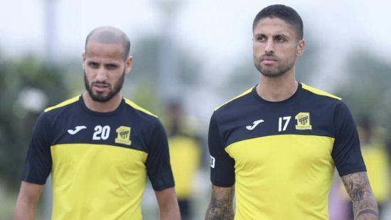 كريم الأحمدي ومروان داكوستا