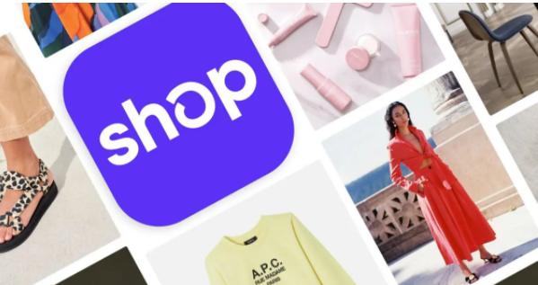 5- تطبيق Shop: