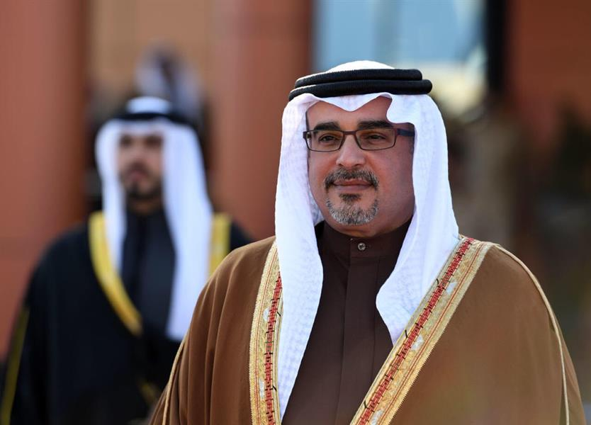 ولي العهد نائب القائد الأعلى الأمير سلمان بن حمد بن عيسى آل خليفة