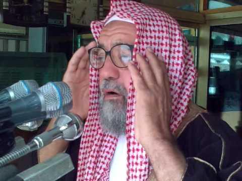 مؤذن المسجد الحرام الشيخ فاروق حضراوي