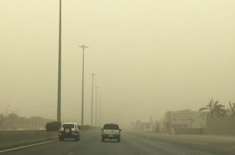 غبار وأتربة في الرياض والشرقية وأمطار بمكة وعسير والباحة خلال الساعات المقبلة