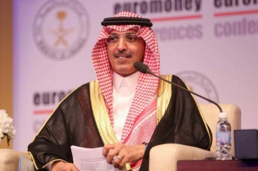 وزير المالية وزير الاقتصاد والتخطيط المكلف محمد الجدعان
