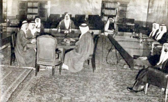 كيف غير انتقال الوزارات إلى العاصمة شكل مدينة الرياض؟