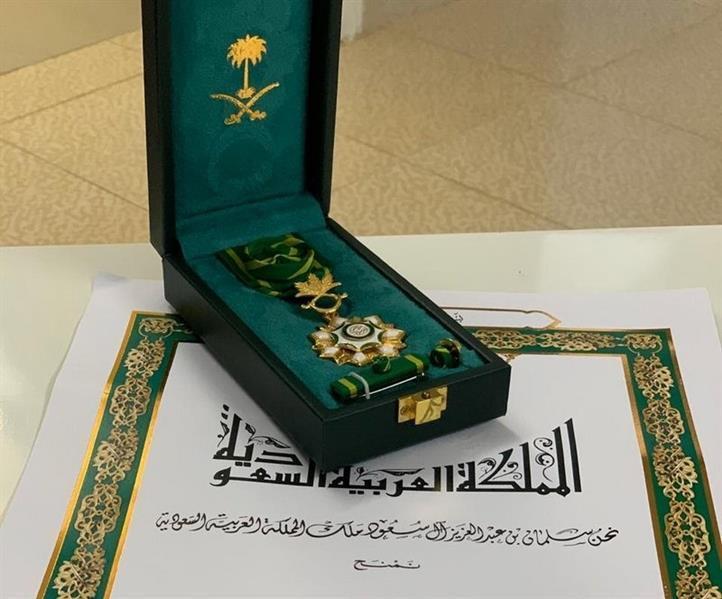ميدالية الاستحقاق