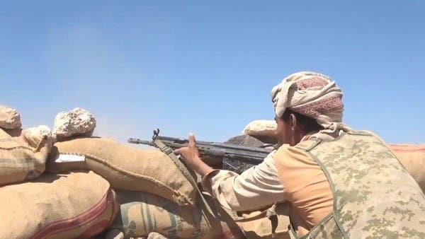 الجيش اليمني يصد هجوماً للحوثيين غرب مأرب