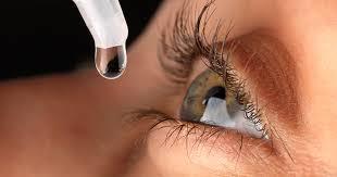 قطرات العيون