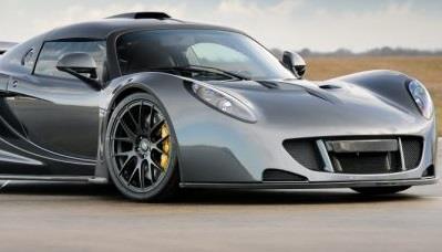 """سيارة """"فينوم GT"""""""