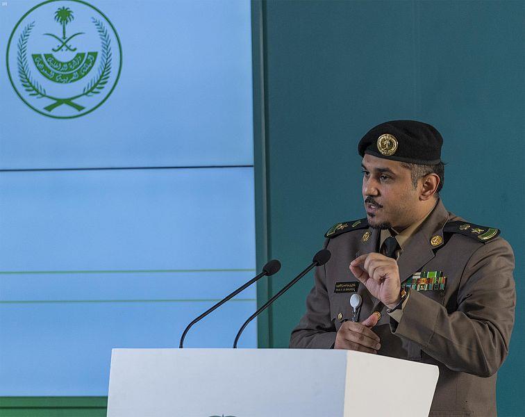 Internal spokesman Lt. Col. Talal Al-Shalhoub
