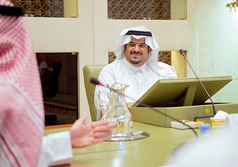 الأمير محمد بن عبدالرحمن بن عبدالعزيز