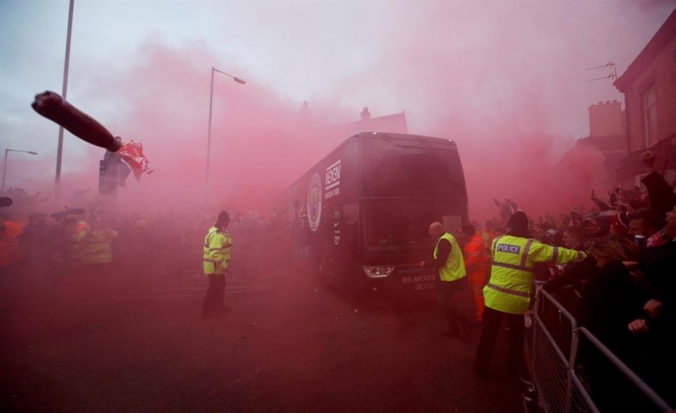 الشرطة تمنح سيتي ضمانات أمنية قبل مباراة ليفربول