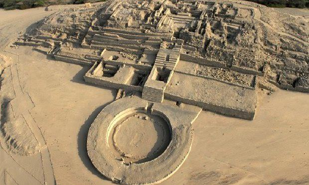 مومياء عمرها 4500 عام في بيرو