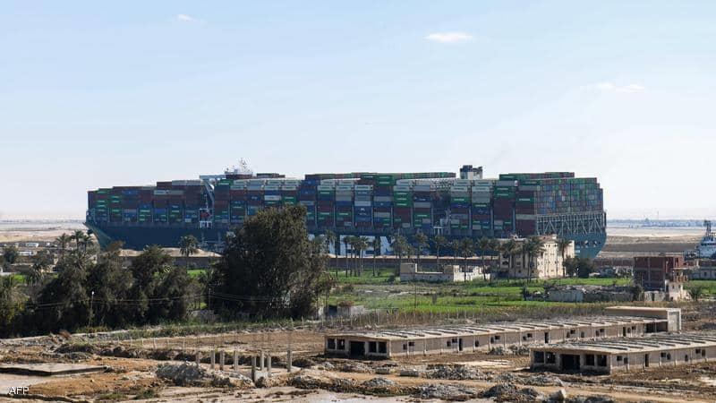 محكمة مصرية ترفض طعنا على احتجاز السفينة العملاقة