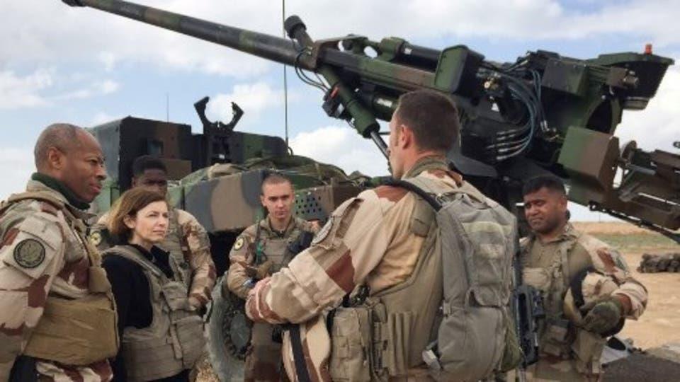 كورونا.. فرنسا تسحب كل قواتها من العراق حتى إشعار آخر