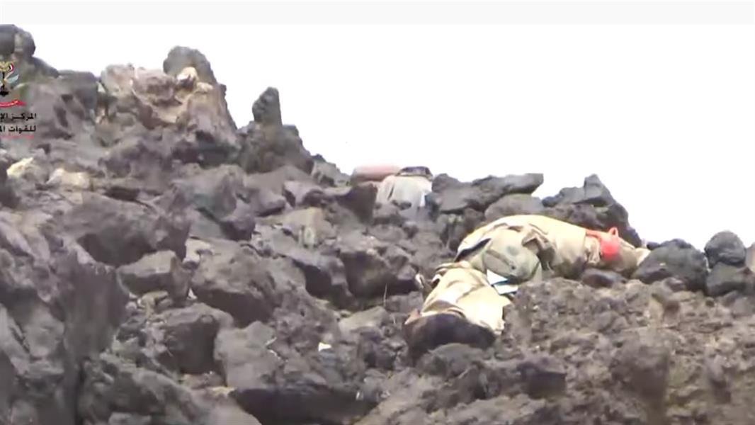 شاهد.. كاميرا حوثية توثق مقتل عناصرها في جبهات مأرب