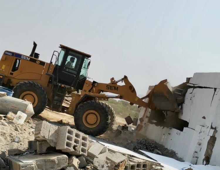 """""""أمانة الرياض"""" تضبط التعديات على الأراضي الحكومية"""