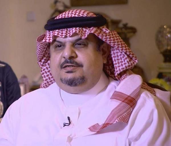 الأمير عبدالرحمن بن مساعد بن عبدالعزيز