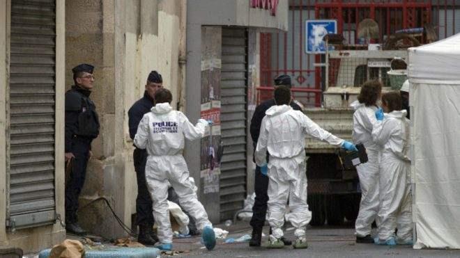 """تنظيم """"داعش"""": """"عراقيان"""" بين منفذي هجمات باريس"""