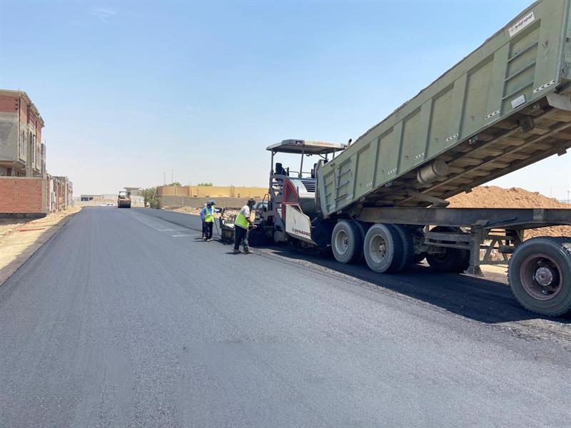 تنفيذ طرق بطول 100 ألف كم لأحياء شمال وجنوب مدينة جدة