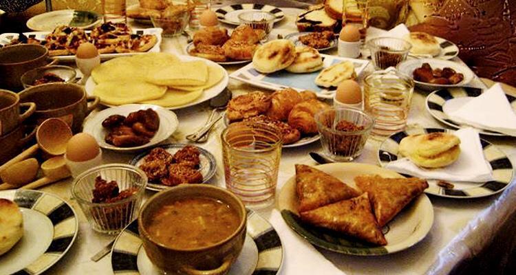 أطعمة تجنب تناولها في شهر رمضان