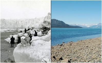 صور توضح التغيير الكبير الذي طرأ على كوكب الأرض عبر السنوات