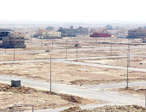 عقارات الدولة تستعيد 152 ألف متر بحائل