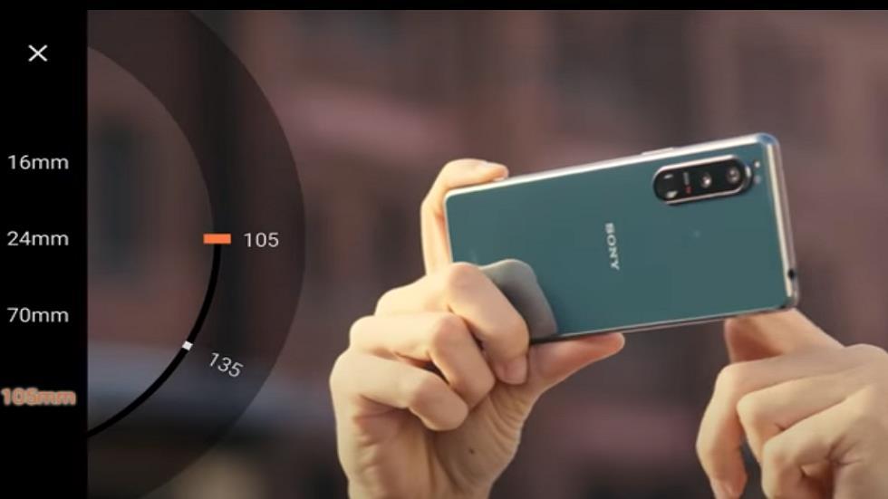 سوني تطلق هاتفا بقدرات تصوير ممتازة يعمل مع شبكات 5G