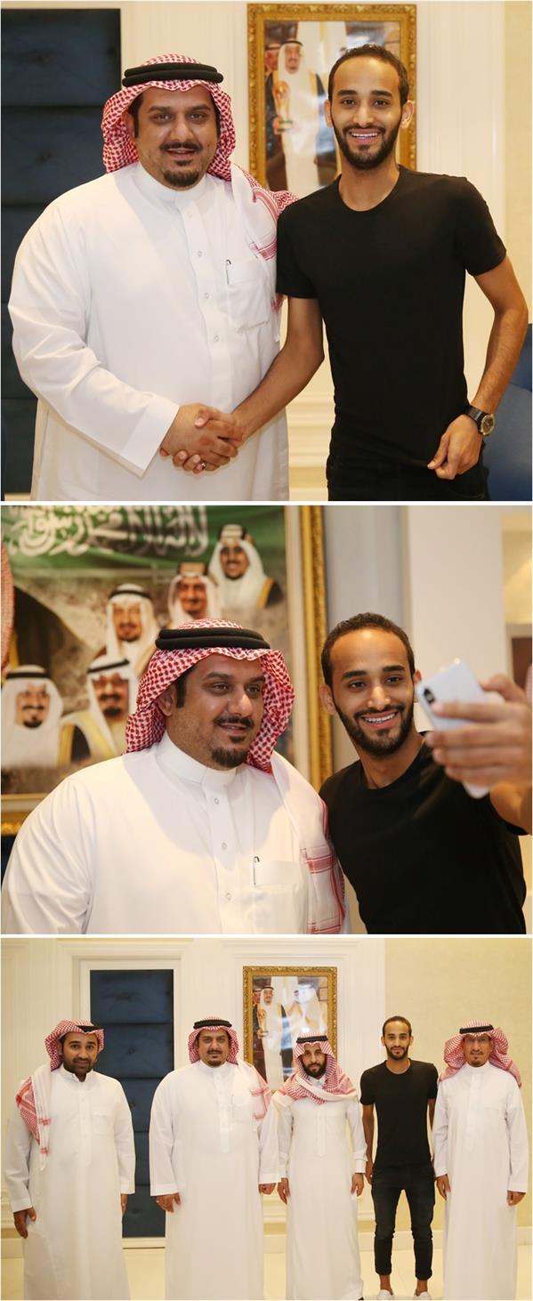 الهلال يجدد عقد عبد الله عطيف 3 أعوام